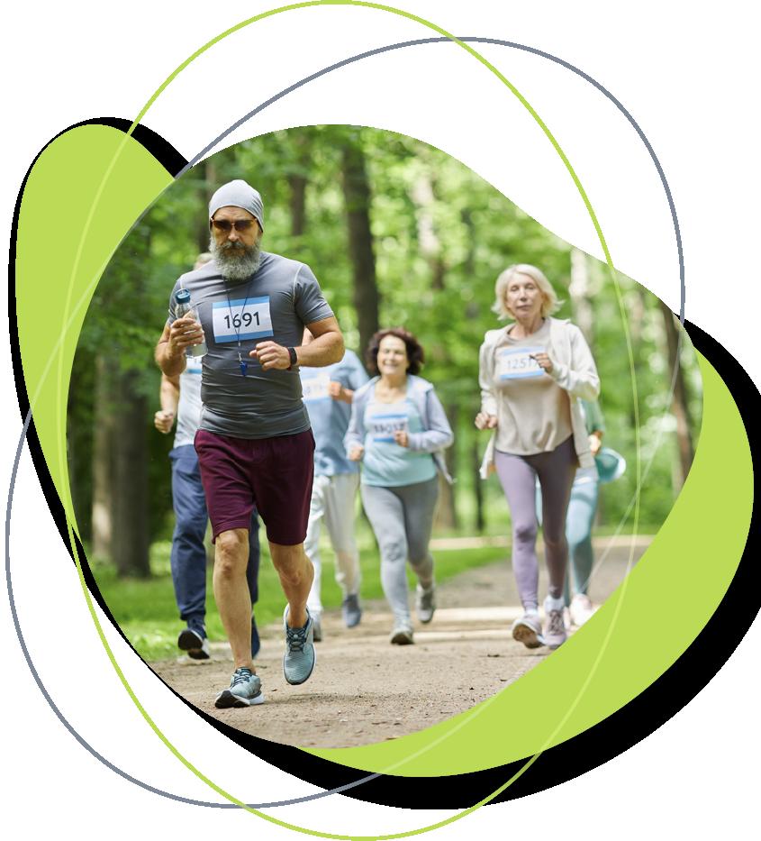 Envejecimiento saludable | Instituto Danone