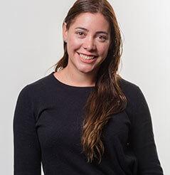 Lic. María Fernanda Zuccolotto Castellanos - Vocal